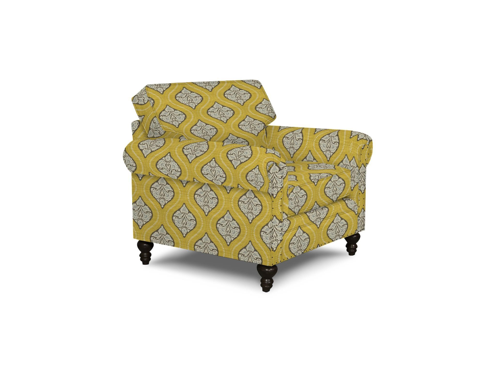 England Renea Upholstered Chair - Item Number: 5R04N Chair