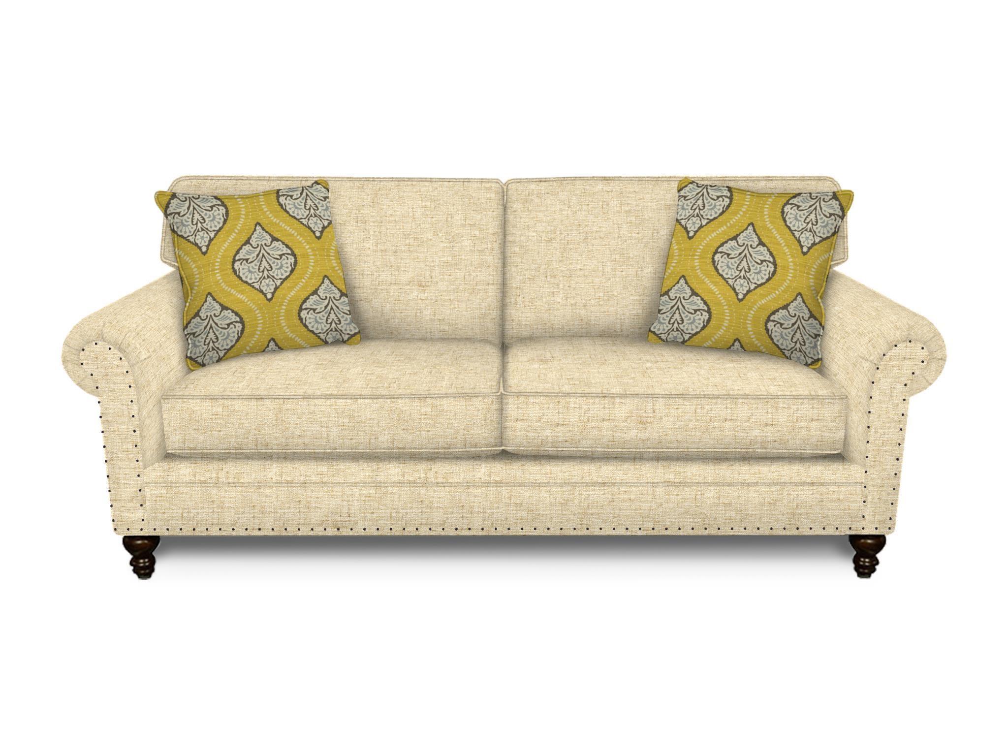 England Renea Sofa - Item Number: 5R05N Sofa