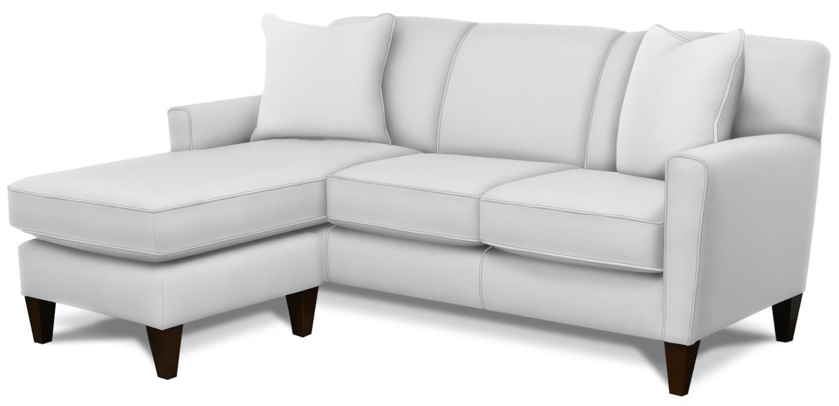 Floating Ottoman Chaise Sofa