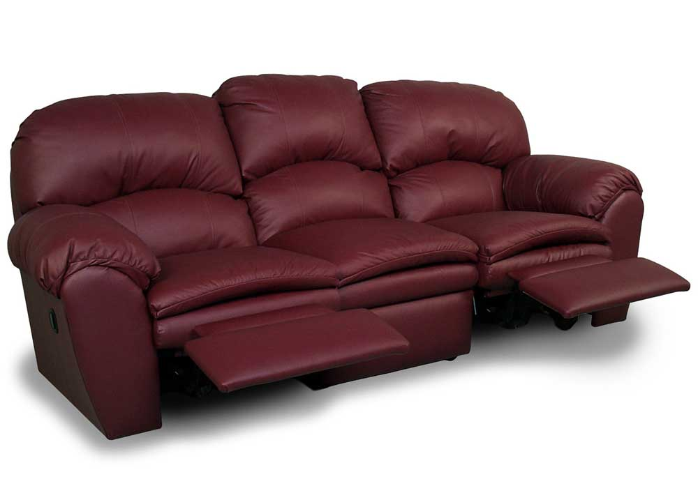 England Oakland 7201l Power Leather Reclining Sofa Dunk