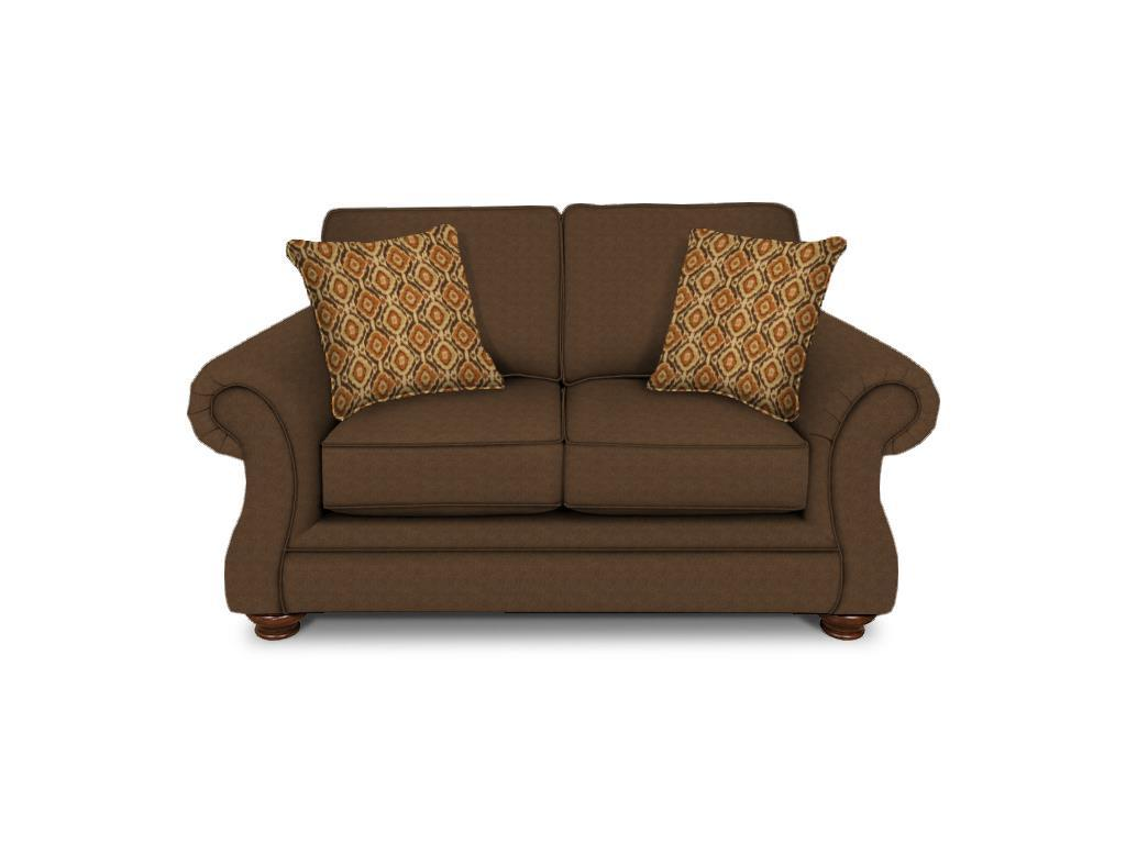 723 Jeremie Loveseat by England at Dunk & Bright Furniture