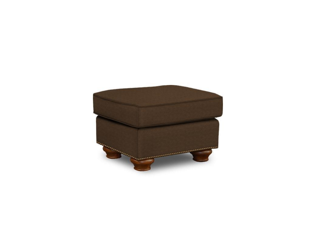 723 Jeremie Ottoman by England at Dunk & Bright Furniture