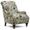 England Kelsey Chair  - Item Number: 8834-Iznik-Carnival