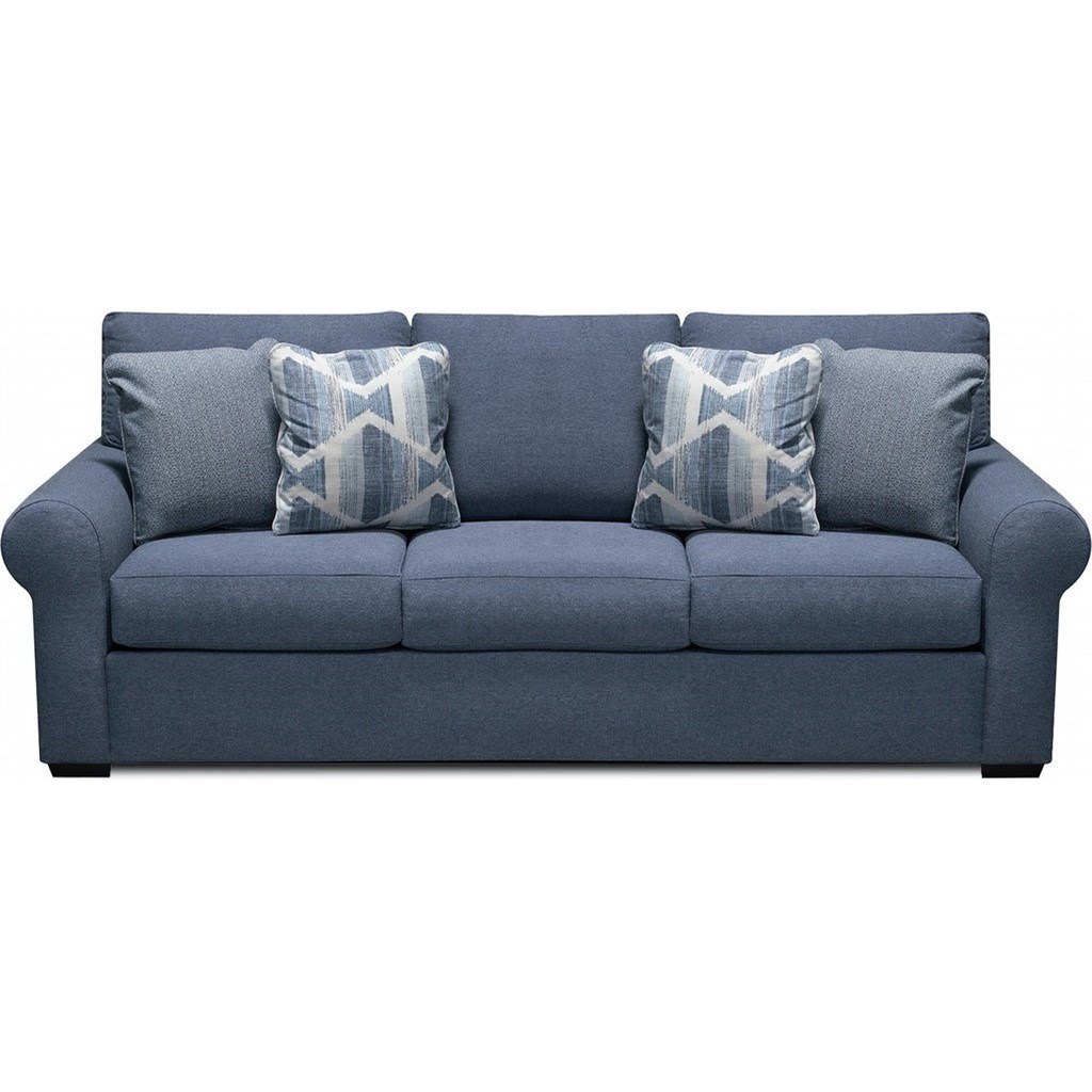 Ailor Sofa with Drop Down Tray by England at Pilgrim Furniture City