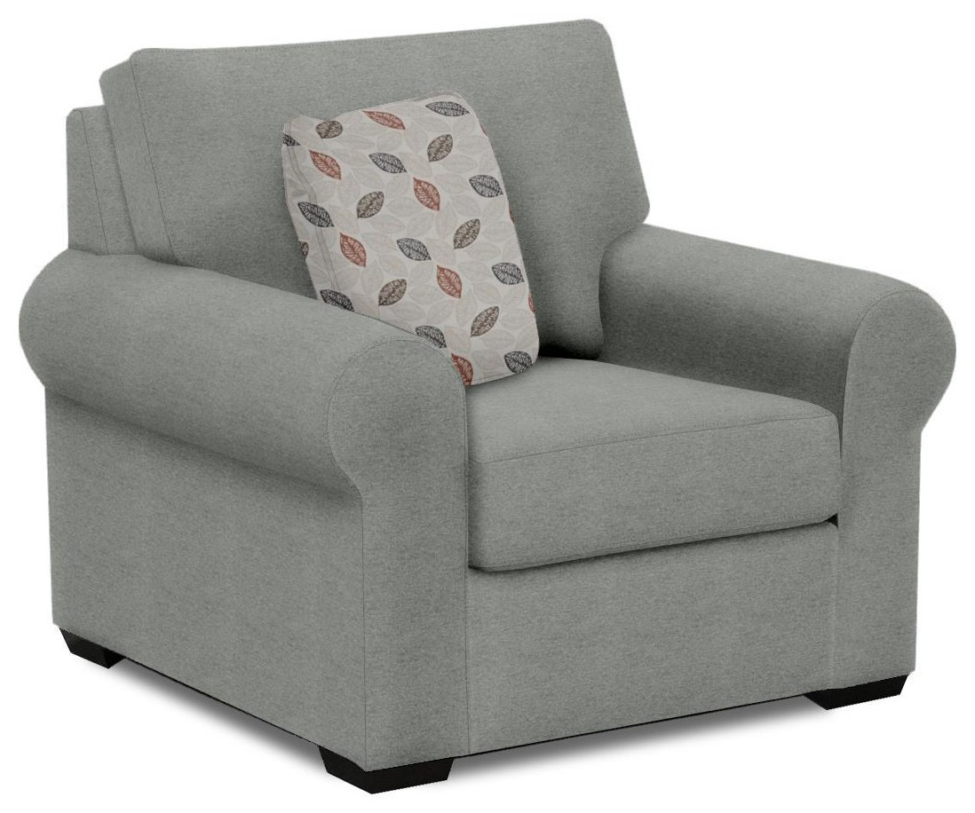 Telluride Chair by England at Crowley Furniture & Mattress