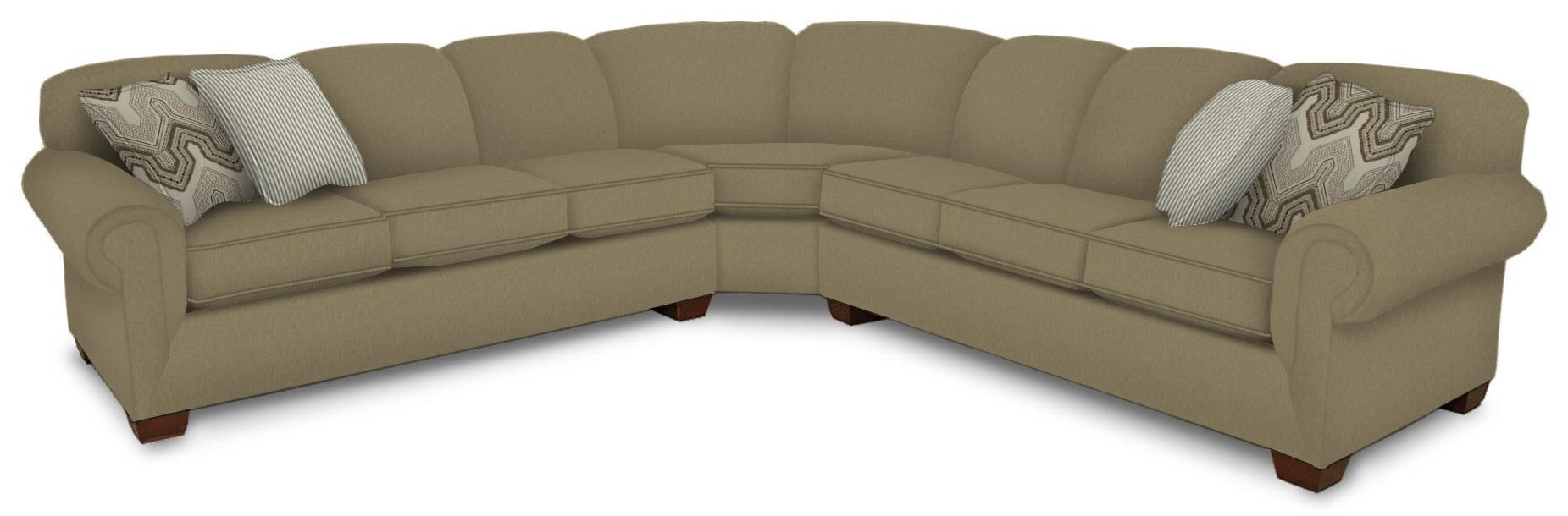 Alexvale 2 Piece Left Arm Facing Sectional by England at Johnny Janosik