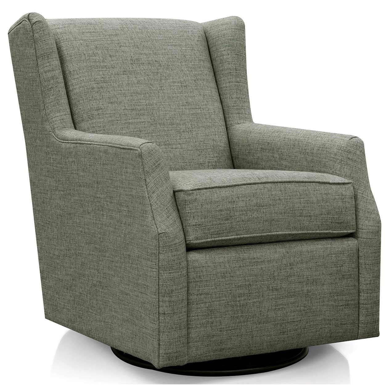 Allie Swivel Glider Chair by England at EFO Furniture Outlet