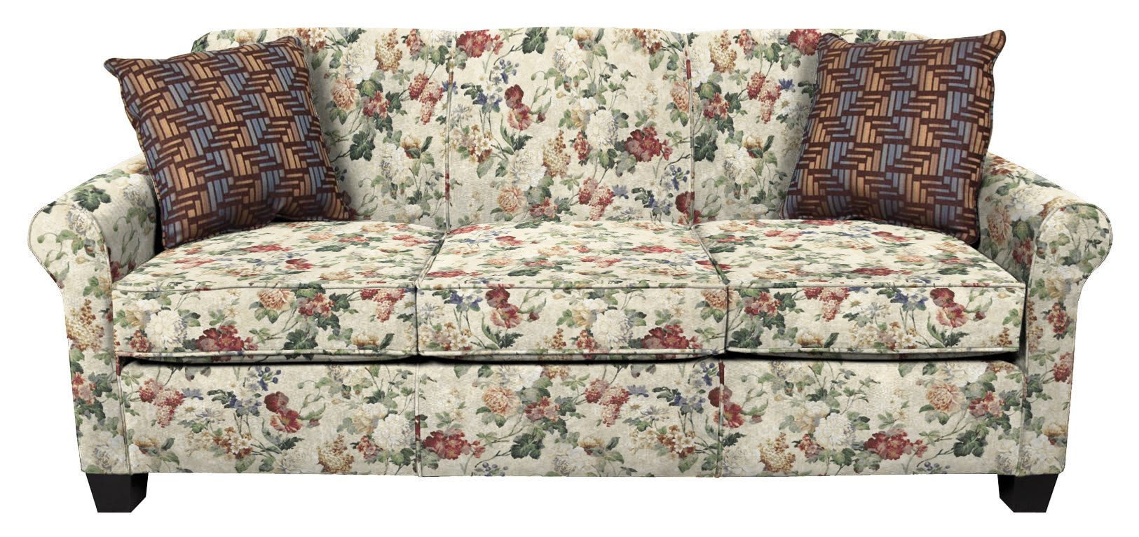 Peachy England Angie Queen Sleeper Sofa With Visco Mattress Pabps2019 Chair Design Images Pabps2019Com