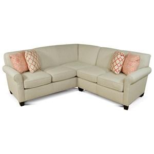 England Angie  Sectional Sofa