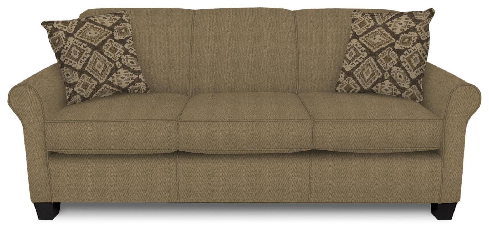Angie  Casual Stationary Sofa by England at Gill Brothers Furniture