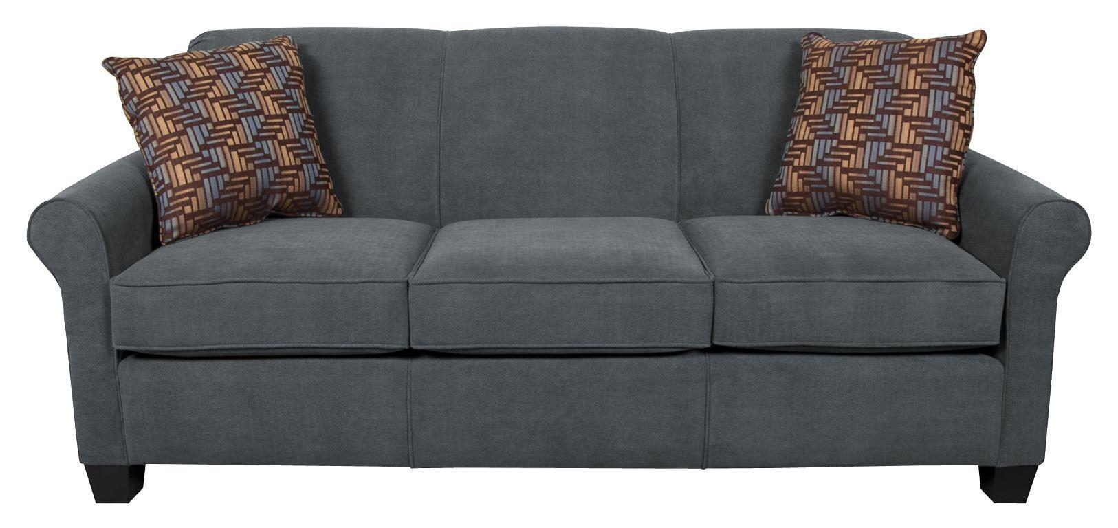 England Angie  Casual Stationary Sofa - Item Number: 4635-6034