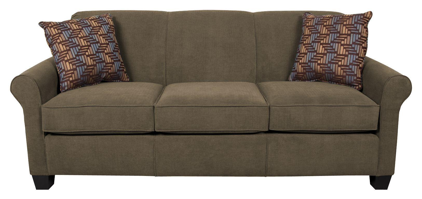 England Angie  Casual Stationary Sofa - Item Number: 4635-6483