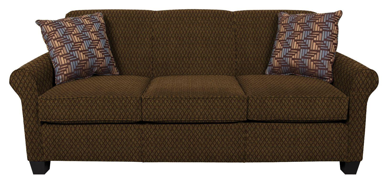 England Angie  Casual Stationary Sofa - Item Number: 4635-6642