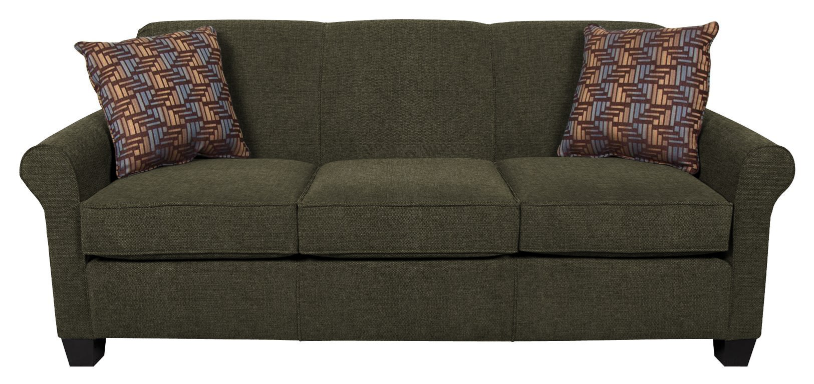 Angie  Casual Stationary Sofa by England at Pilgrim Furniture City