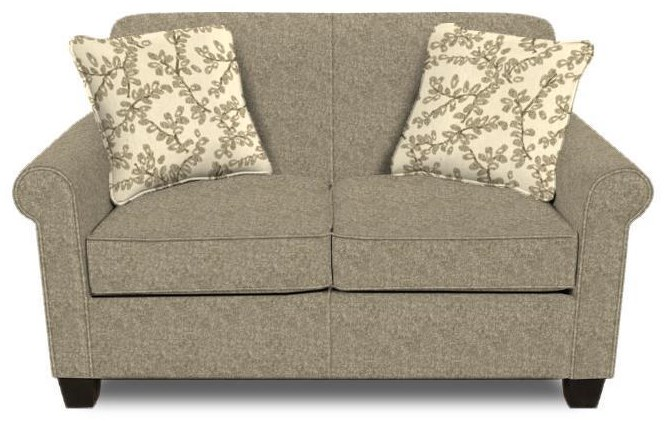 Damian Loveseat by England at Crowley Furniture & Mattress