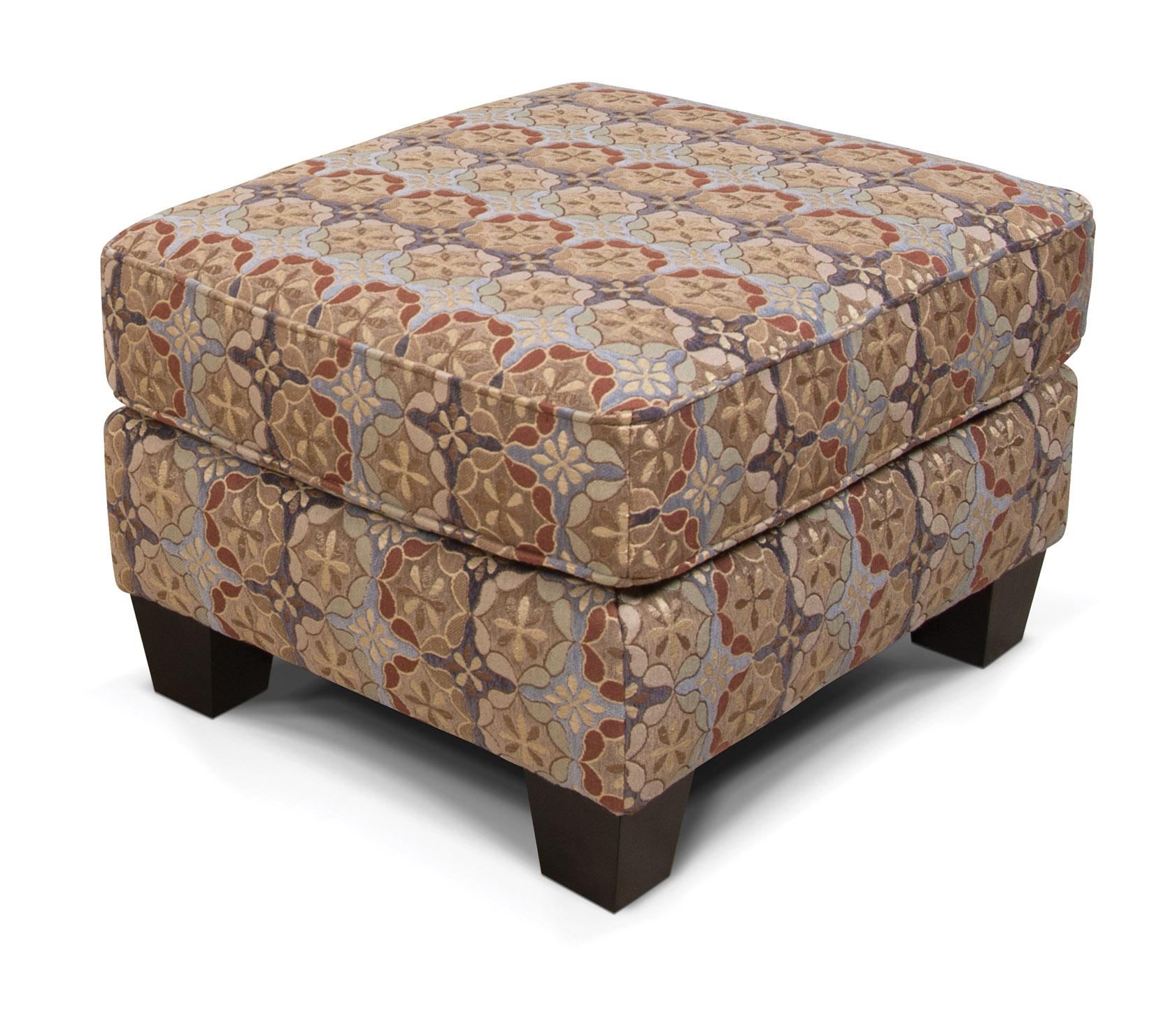 England Angie  Ottoman - Item Number: 4637