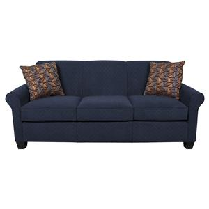 Queen Sleeper Sofa with Comfort 3 Mattress