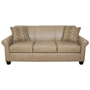England Angie Long Sectional Sofa with Chaise Godby Home Furnishings Sofa Sectional