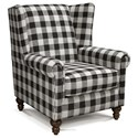 England Arden Chair - Item Number: 8X24-Blake-Raven