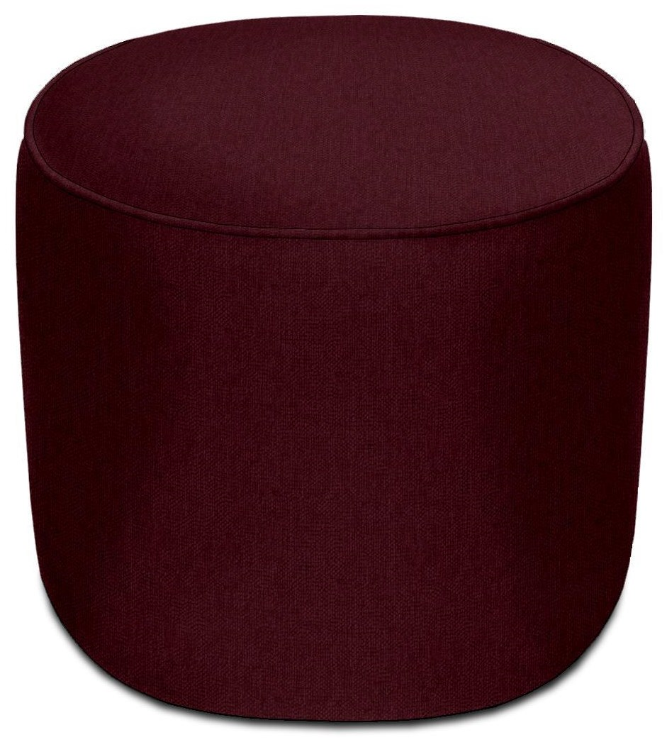 Beau Small Ottoman by England at Crowley Furniture & Mattress