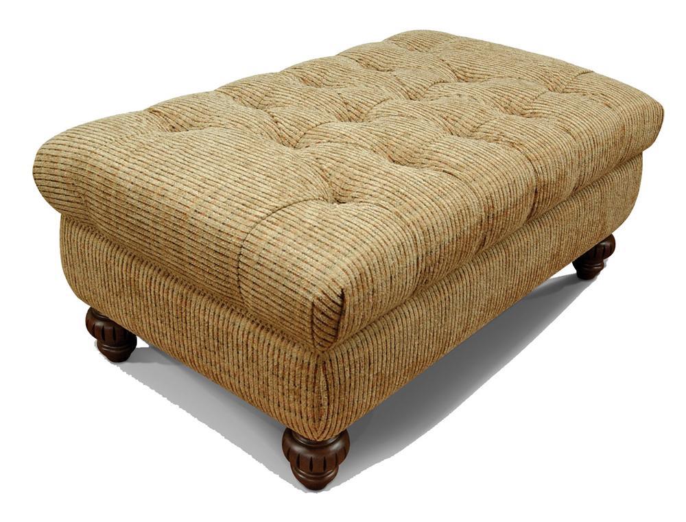 England Benwood Storage Ottoman - Item Number: 4350-81