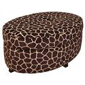England Betty Betty Storage Ottoman - Item Number: 8630-81