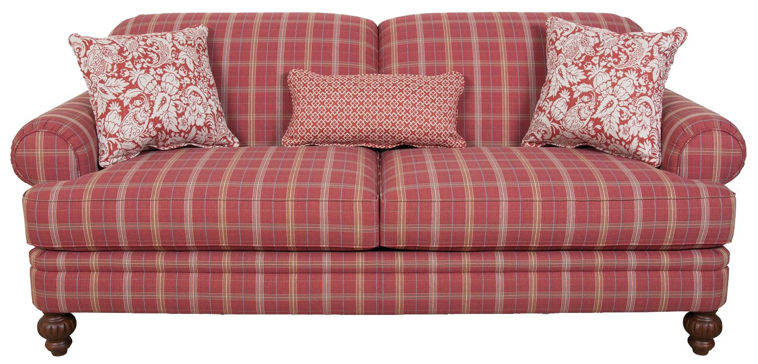 England Bill Sofa - Item Number: 2545