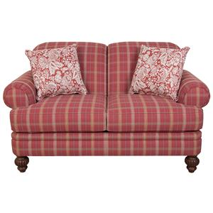 England Bill Loveseat