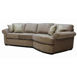 England Brantely 2-Piece Sectional