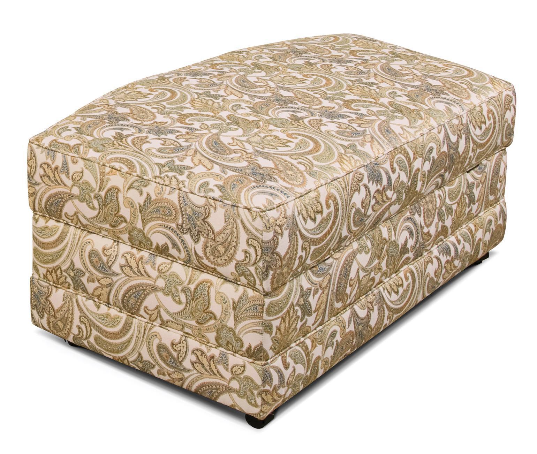 England Brantley Storage Ottoman - Item Number: 5630-81