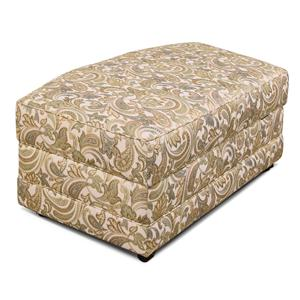 England Brantley Storage Ottoman