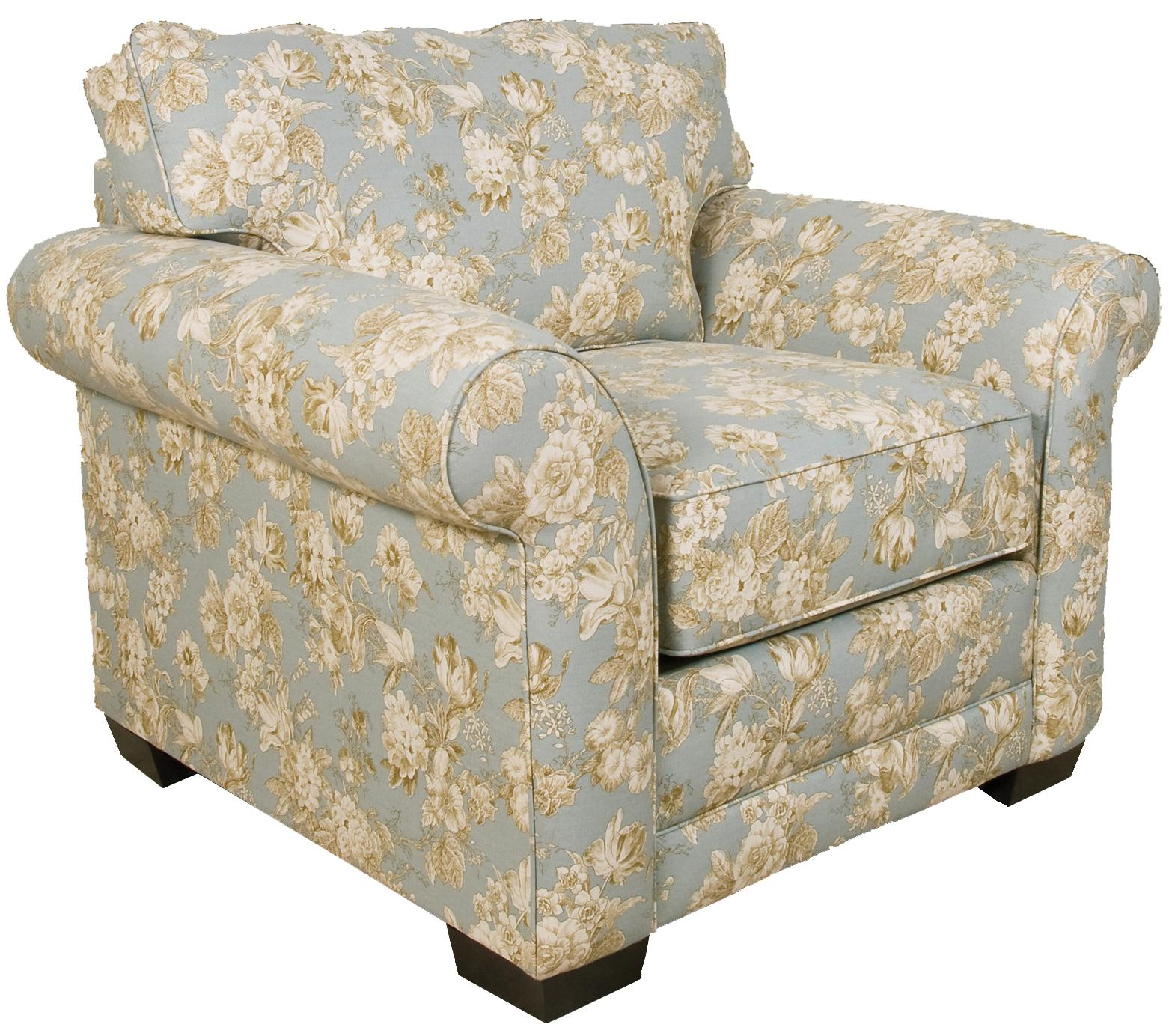 England Brantley Upholstered Chair - Item Number: 5634
