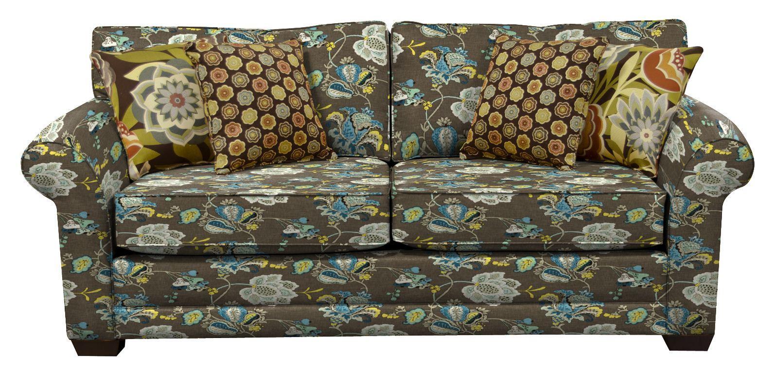 England Brantley Upholstered Sofa - Item Number: 5635-7242