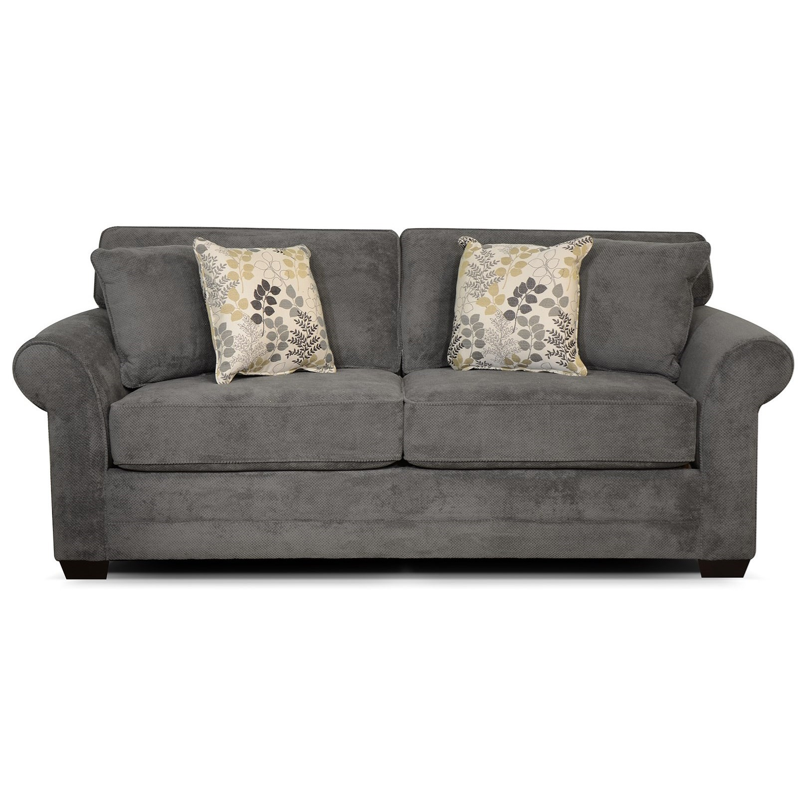 Brantley Upholstered Sofa by England at Goffena Furniture & Mattress Center