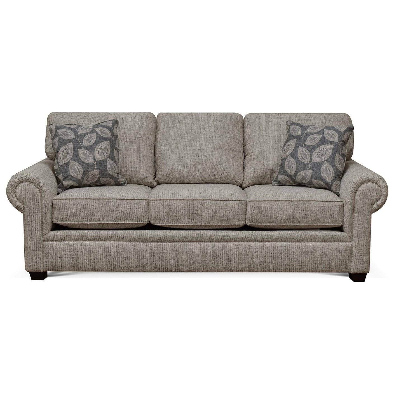 Groovy England Brett 2255Ckfk Rolled Arm Sofa With Exposed Block Machost Co Dining Chair Design Ideas Machostcouk