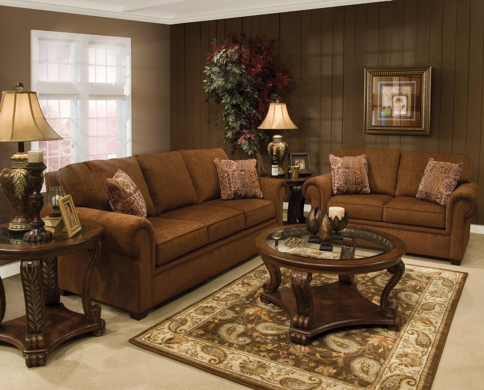 England Brett Visco Mattress Queen Size Sleeper Sofa With