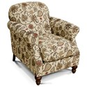 England Brinson and Jones Small Scale Chair - Item Number: 2Z04-Tulsa Classic
