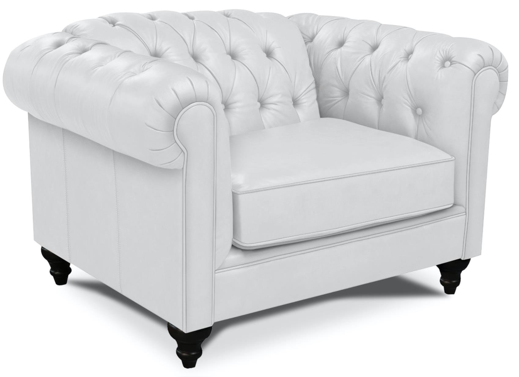 Chesterfield Chair with Nailheads