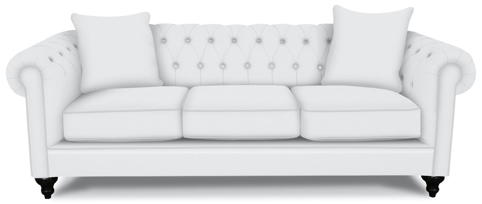 Chesterfield Sofa with Nailheads