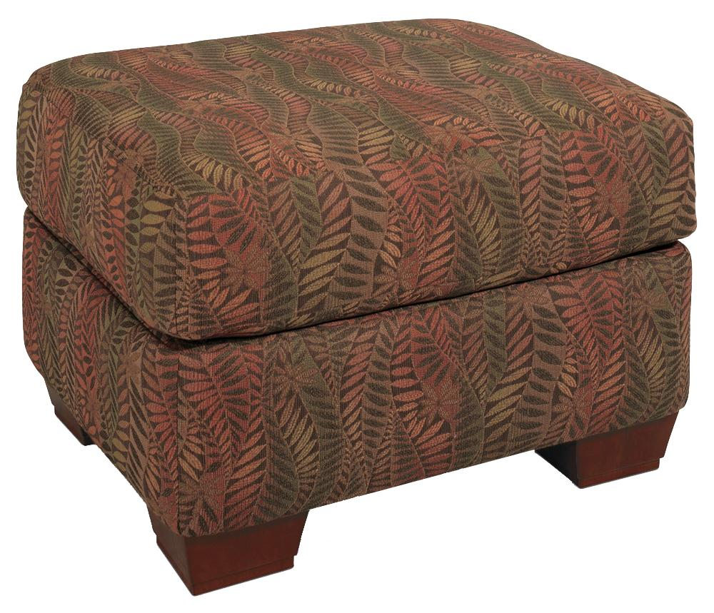 England Bryce Bryce Ottoman - Item Number: 2687