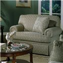 England Cambria Accent Chair - Shown in Room Setting