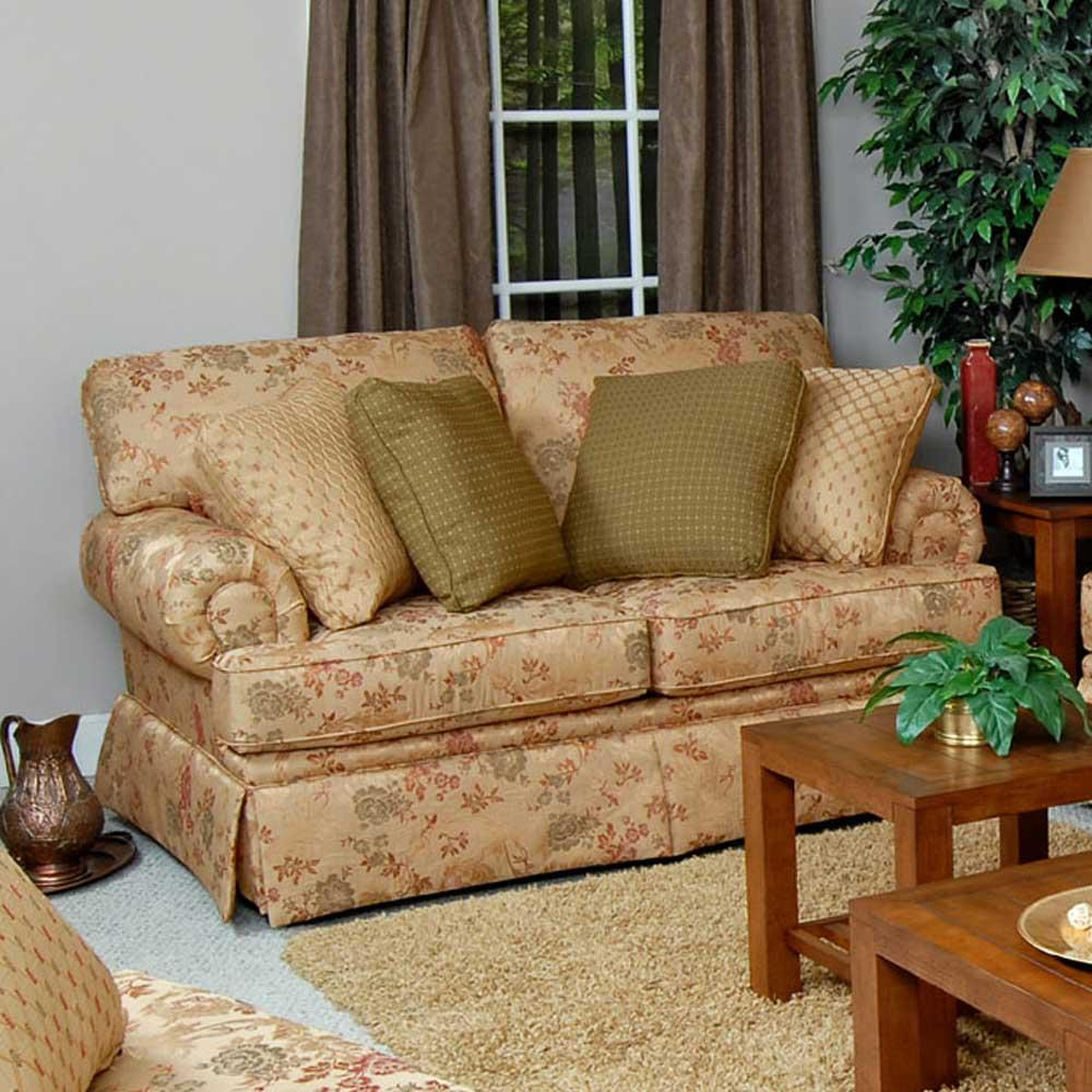 England Cambria 5356 Two Over Two Loveseat