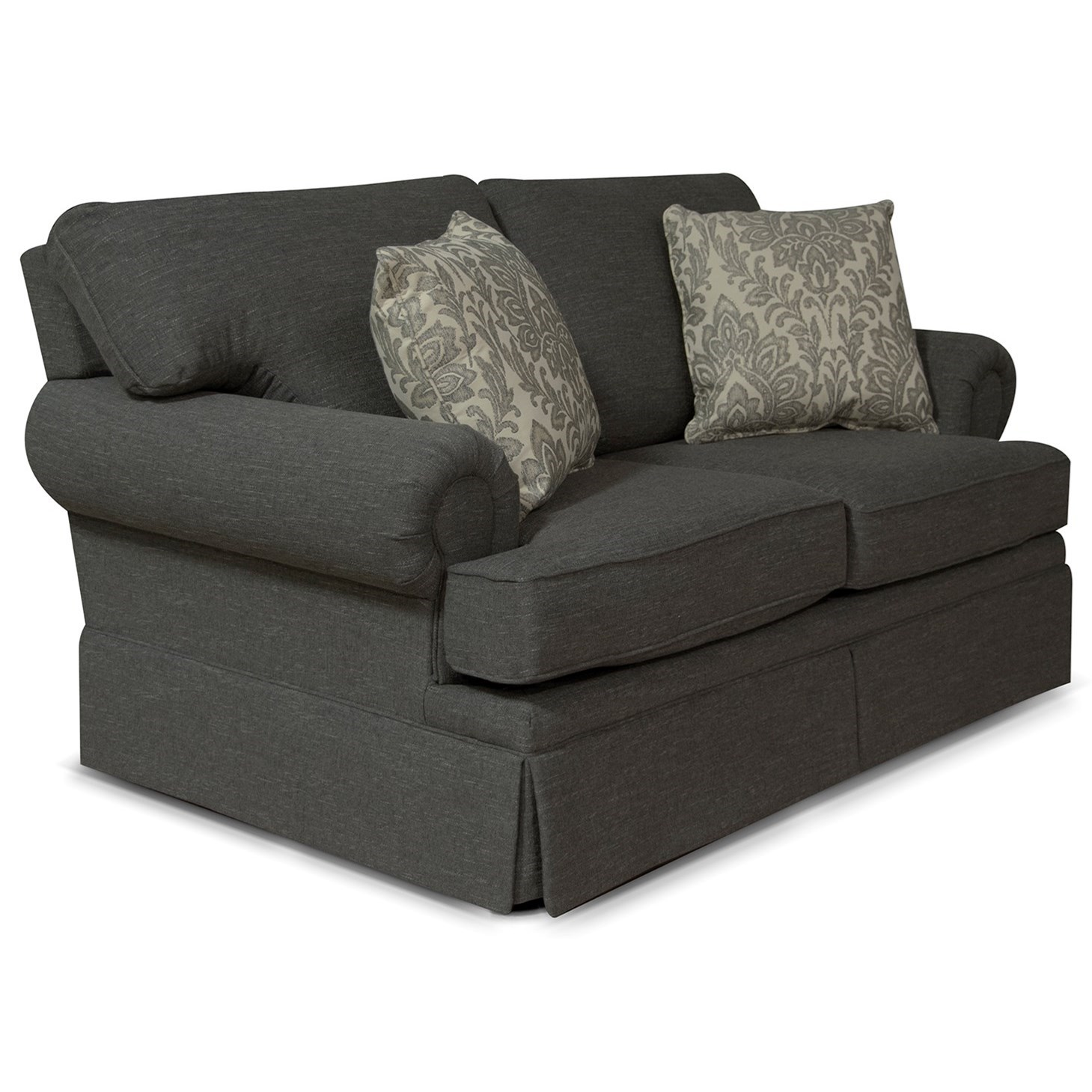England Cambria Two Over Two Loveseat