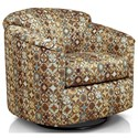 England Camden Chair - Item Number: 9950-71-Aerostar_Chocolate