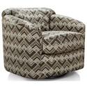 England Barrell Swivel Chair - Item Number: 9950-71-Infield Wheaties