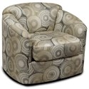 England Camden Chair - Item Number: 9950-71-State_Fair_Platinum