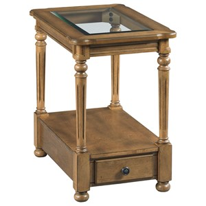 England Candlewood Chairside Table