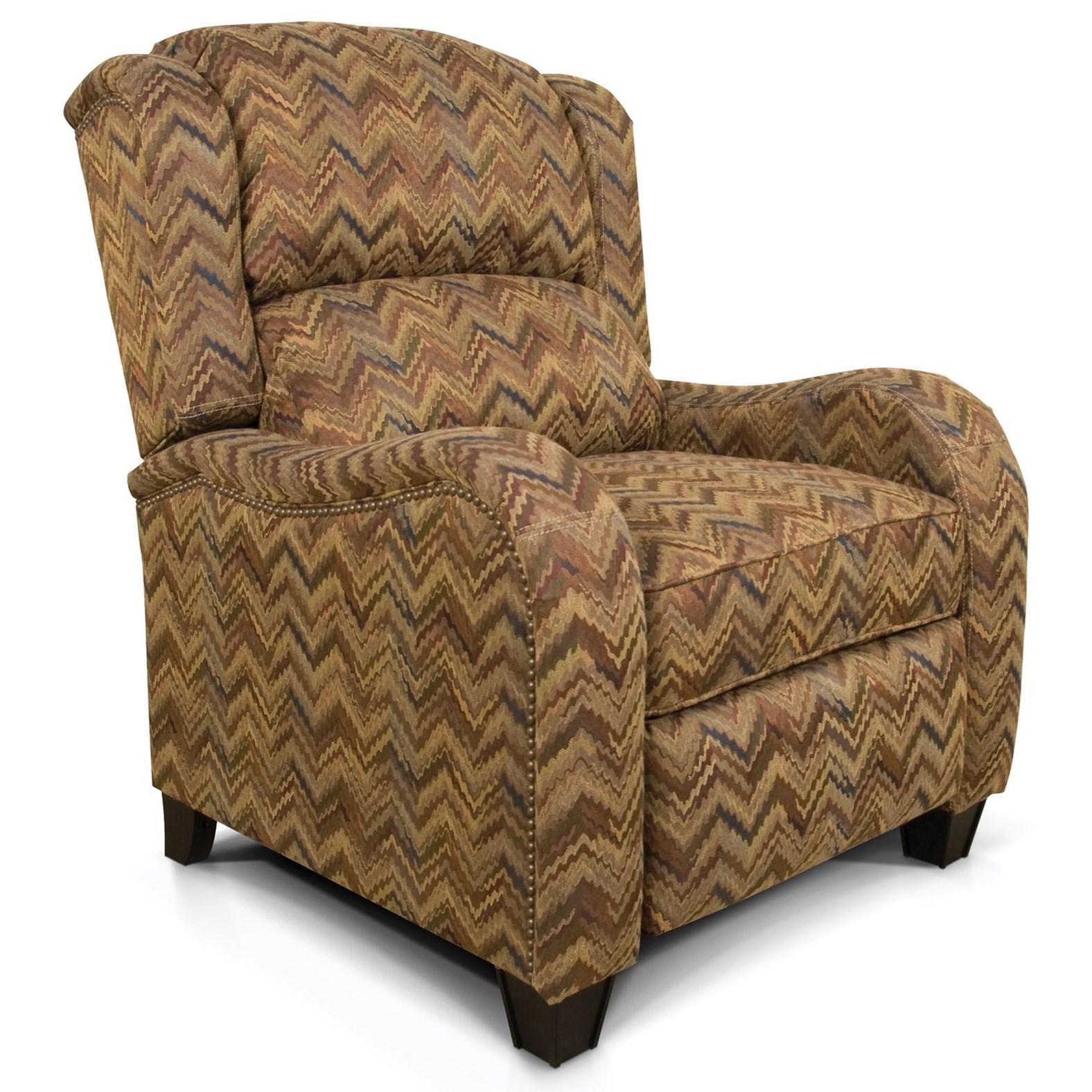 England Carolynne 193031r Reclining Chair Dunk Amp Bright