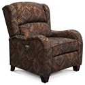 England Carolynne Motion Chair - Item Number: 1930-31R-Sedona Canyon