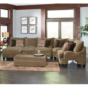 3-Piece Modular Sectional